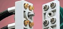 射频定制连接器和适配器
