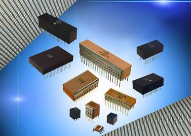 使用高温度焊接加工把铅框架连接在芯片上,因此电路板装配时没有回流