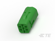 TE(泰科)AMP母端子外壳用于大巴汽车的壳体