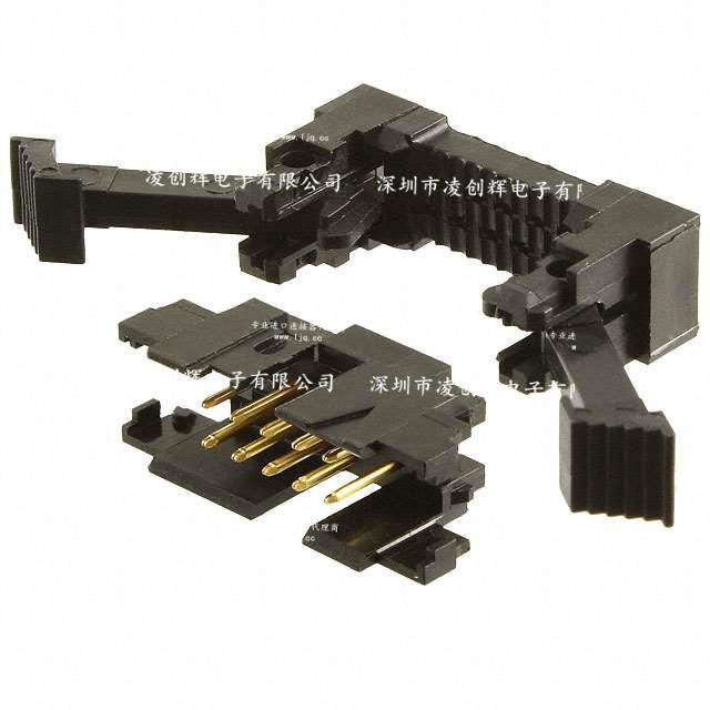 泰科(TE)pcb连接器线对板连接器进口FPC连接器代理商