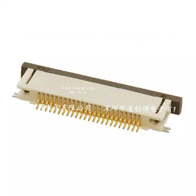 FPC连接器52437系列原装优势型号现货价格优势